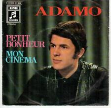 "<5130-25> 7"" Single: Adamo - Petit bonheur"