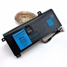 69Wh DELL Alienware A14 M14X R3 R4 ALW14D-5728 Batterie G05YJ 0G05YJ Y3PN0 8X70T