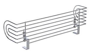 Herdschutzgitter Schutzgitter 60cm Metall Kinderschutzgitter Herdsicherung