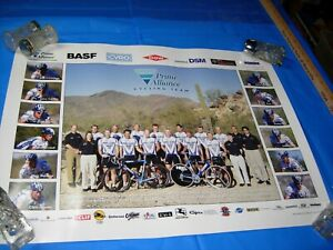 Prime Alliance Professional Cycling Team Poster