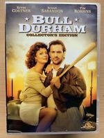 Bull Durham DVD 1988 Baseball Sex Comedy Classic Region 1 w/ Kevin Costner