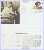 US #3103 U/A MYSTIC FDC   Hoagy Carmichael
