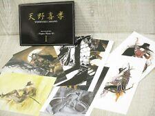 Amano Yoshitaka Postkarte Sammlung Vampire Hunter D Kunst Abbildung Buch Mv