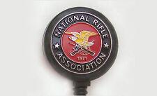 NRA Retractable Reel ID Badge Key Card Holder National Rifle Association lobby
