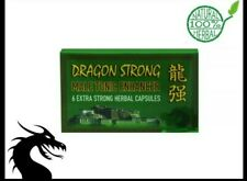 Dragon Sex Green Pills Extra Strong Male Erection 150 mg x 10 Capsules 30 mins !