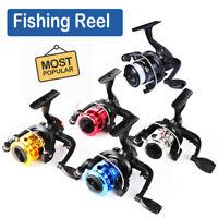 NEW Float Feeder Match Fishing Reels Fixed Spool Front Drag Coarse Fishing Reel