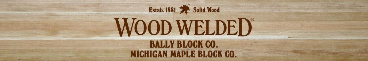 Wood Welded Butcher Block