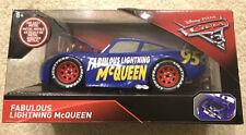 Disney Pixar Cars 3 - Fabulous Lightning McQueen 1:24 Scale Diecast - Jada Toys