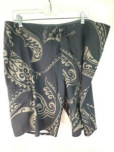 Quicksilver Men's Size 40 Hybrid Quick Dry Surf Swim Shorts