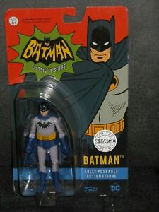 BATMAN CLASSIC TV SERIES LIMITED CHASE EDITION FULLY POSEABLE ACTION FIGURE -NEW