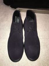 Armani Suede Shoes