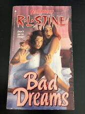 Fear Street: BAD DREAMS by R.L. Stine (1994, Paperback)