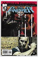 Marvel Knights Punisher 1 Garth Ennis Steve Dillon