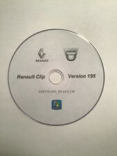 Renault Clip Version 195. March 2020. Sent on DVD