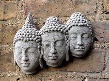 Divine Beautiful Buddhas Wall Plaque, Unique From The Designer Sius.