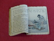 [CONTES VIEUX JAPON] Takejiro HASEGAWA PRINCE FEU-BRILLANT Crepe Paper Book 1900