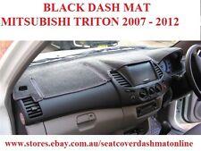DASH MAT, DASHMAT MITSUBISHI TRITON 2007-2012, BLACK