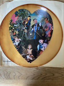 FRANKIE GOES TO HOLLYWOOD - WELCOME TO THE PLEASURE DOME - 2X PICTURE DISCS.