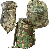 KIDS ARMY RUCKSACK 15 LITRE MILITARY CHILDREN CHILD BAG PLAY TOY CADET CAMPING