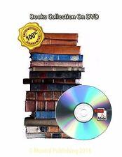 Ellen G White Miller Adventist, history, Doctrines, 130 Vintages Books On DVD