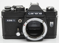 Carena KSM1 Body Gehäuse SLR Kamera analoge Spiegelreflexkamera