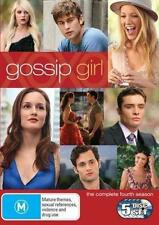 GOSSIP GIRL (COMPLETE SEASON 4 - DVD SET SEALED + FREE POST)