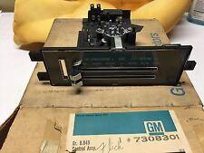 """GM 7308301 1969-70 Chevy Pass  A/C, Heat Controller """"NOS"""""""