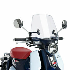 Windschild PUIG City Touring smoke für SH 125i-150i 07-08