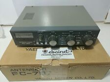 Yaesu FC-707 In its original  box