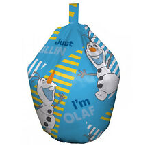 Disney Frozen Olaf Bean Bag Filled Official Olaf Beanbag Disney Frozen Bean Bag