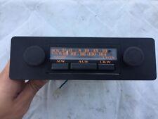 "#BLAUPUNKT LYON 1970""s VINTAGE CLASSIC OLDTIME VW BEETLE RADIO FM AUX-IN PLAYER"