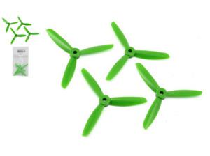 DLPTJ4045GR BLADE DAL 4x4.5 Tri-Blade Propellers Green