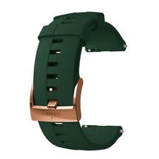 Suunto Spartan Sport Armbanduhr HR Wald Kupfer Silikon Band Ss02331400