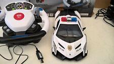 TEILDEFEKT: Polizeiauto Top Race RC-Modell 1:122,4-GHz Car Auto ferngesteuert