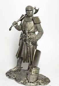 Tin soldier, figure. Knight 90 mm