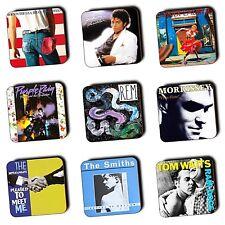 Eighties Albums Cover Art 1980s Music - Coasters - Wood - Buy 3 Get 1 Free