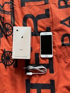 """Apple iPhone 8 64go Gris Sidéral Téléphones mobiles 4.7"""""""" Garantie Débloqué IOS"""