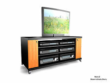 Soundations Metro 2 Imported Hand-Made Designer TV/Media stand NEW!!