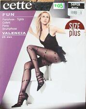 NEUF @ COLLANT FANTAISIE NOIR 25 D CETTE Valencia + Super (FR50/52 - 48/50 eur)