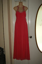 New Beautiful Hailey Logan Evening Prom Formal Evening Party Dress 7/8 $169.00