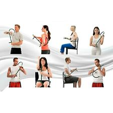 Stick Hook Body Muscle Relief Back Massager Tools Trigger Point Self Massage