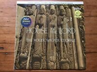 The Roger Wagner Chorale~House of the Lord~1959 Capitol UK Import Christian LP