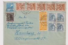 Gemeinsch.Ausg./10-fach, Mi. 927 u.a., Hannover/Kleefeld, 23.6.48