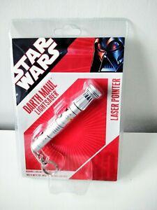 Master Replicas Replica Lightsaber Darth Maul Laser Pointer Rare MIB