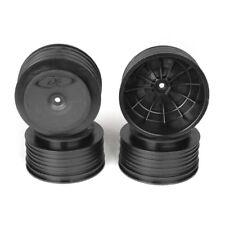 DE Racing SpeedLine PLUS SC Wheels Losi TLR TEN-SCTE 22 SCT / BLACK PS4-LB 4Pcs