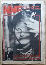 NME 28 MAY 1983 YAZOO ALISON MOYET VAN MORRISON CREATURES CRASS YELLO COSTELLO