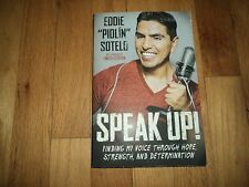 Speak Up! Mexican Radio Personality Eddie Piolin Sotleo Univision Radio Spanish
