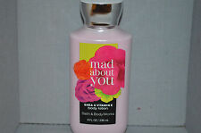 Bath And Body Works Mad About You Shea & Vitamin E Body Lotion 8oz. New Unsealed