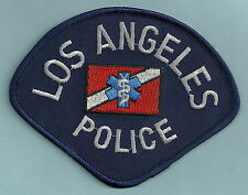 LOS ANGELES CALIFORNIA POLICE DIVE TEAM PATCH