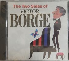 Victor Borge - The Two Sides of Victor Borge (CD GMG Entertainment) Brand NEW